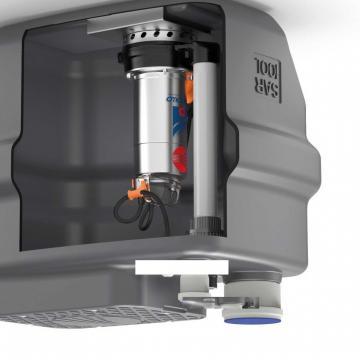 Pompa centrifuga flangiata NSCE40-160/55 7,5Hp Elettropompa con flange Lowara